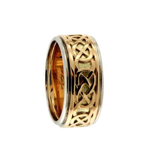 moidart celtic ring keith jack