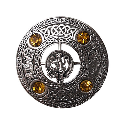clan-crest-plaid-brooch-with-stones-pewter-plbrcc