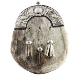 Budget-Dress-Faux-Seal-Sporran-with-Celtic-Chrome-Cantle