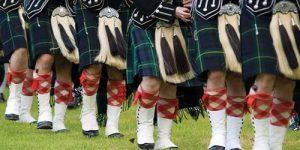 Highland Shoes, Hose & Flashes