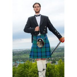 4-Yd-Casual-16oz-Heavy-Weight Kilt