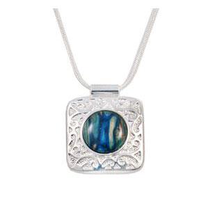 heathergem celtic pendant