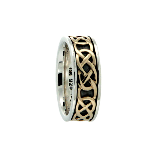 Belston-PRX5953 Silver and Gold