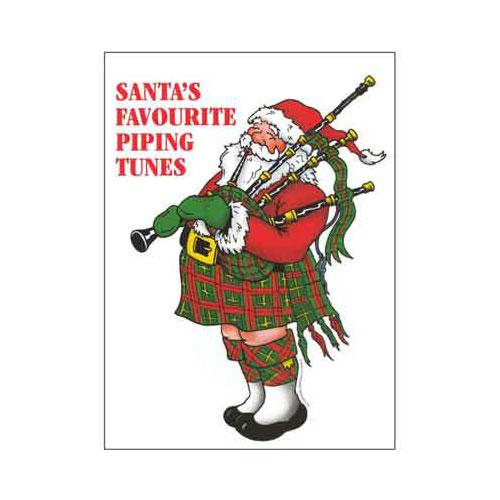 Santas-Favourite-Piping-Tunes