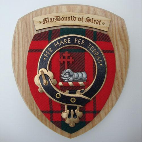 Scottish-Clan-Plaque-Light