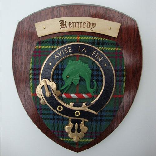 Scottish-Clan-Plaque-Dark