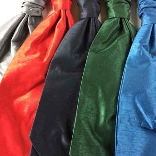 Ruche-Cravats